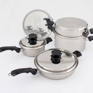 Waterless Cookware